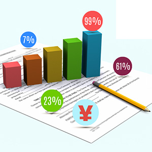 3D-financial-document-business-image-concept-bar-graph-contract-prezi-templates