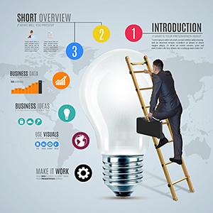 creative-business-ideas-businessman-light-bulb-climbing-ladder-infographic-prezi-template