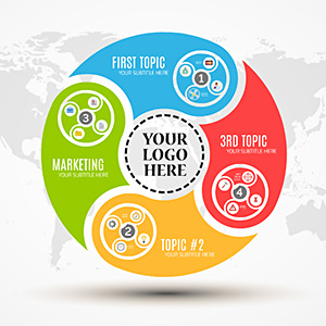 creative-ideas-circle-diagram-colorful-map-prezi-template