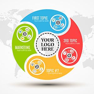 creative-ideas-circle-diagram-colorful-map-prezi-template