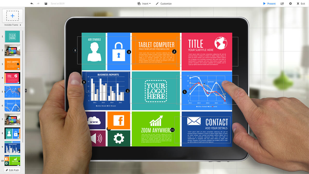 ipad-app-screen-interface-business-colorful-app-ui-layout-prezi-presentation-template