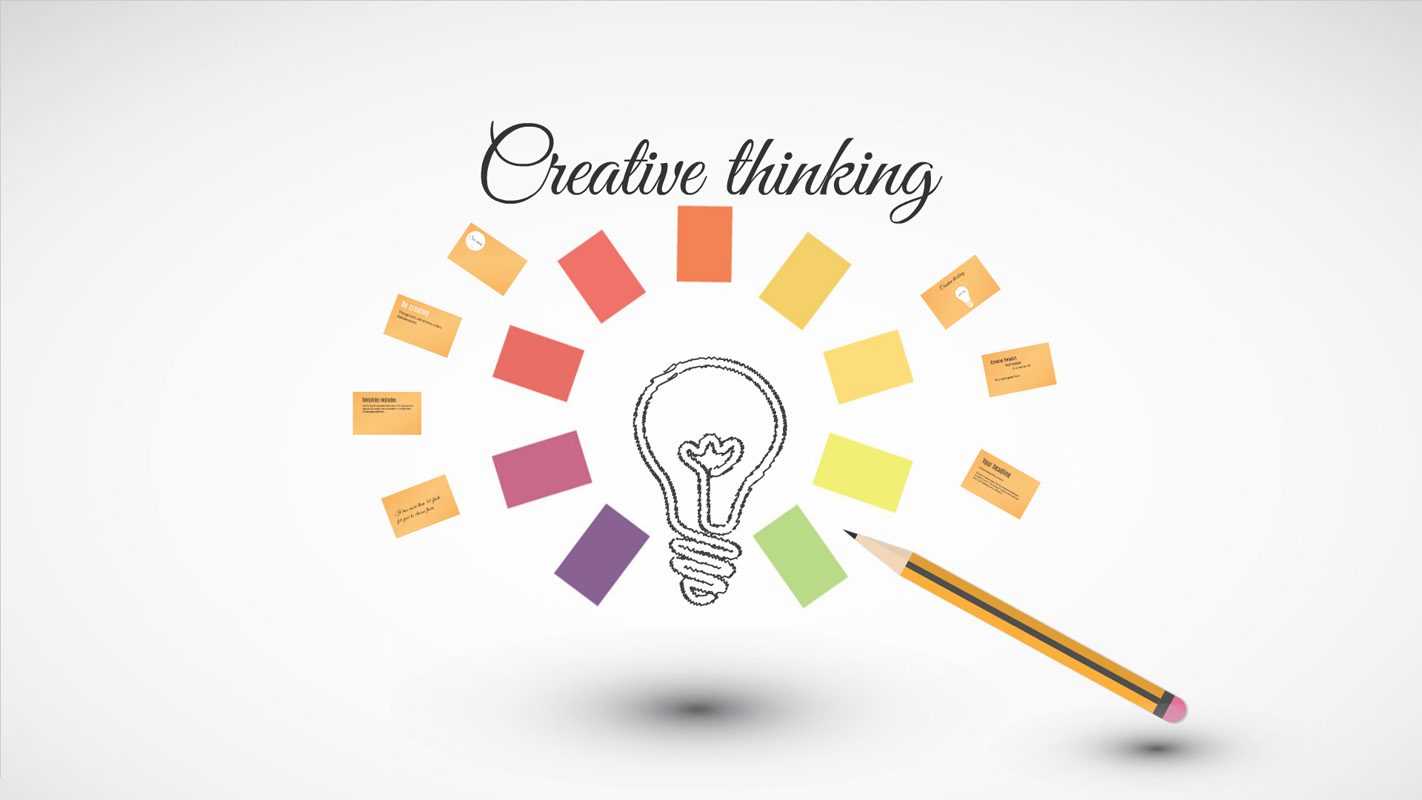 Creative Thinking Prezi Template