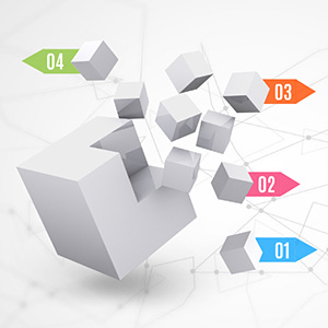 3D-professional-business-infographic-cubes-colorful-titles-prezi-templates