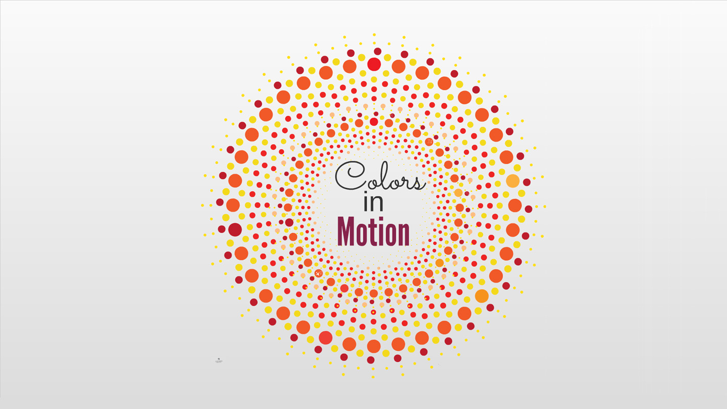 Colors in Motion - Prezi Template