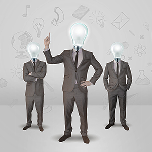 creative-ideas-businessman-light-bulb-head-planning-innovation-3D-thinking-sketch-blueprint-prezi-templates
