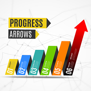 progress-arrows-lines-project-colorful-stages-creative-business-prezi-templates