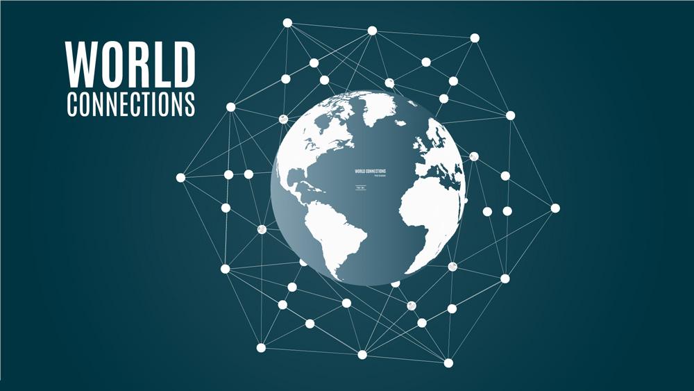 World Connections Prezi Template