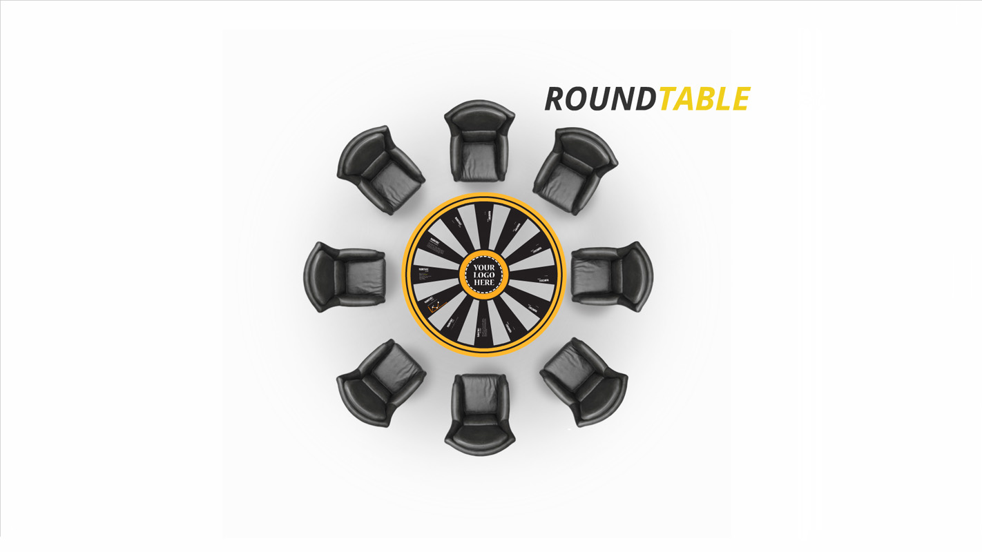 Round Table Prezi Template