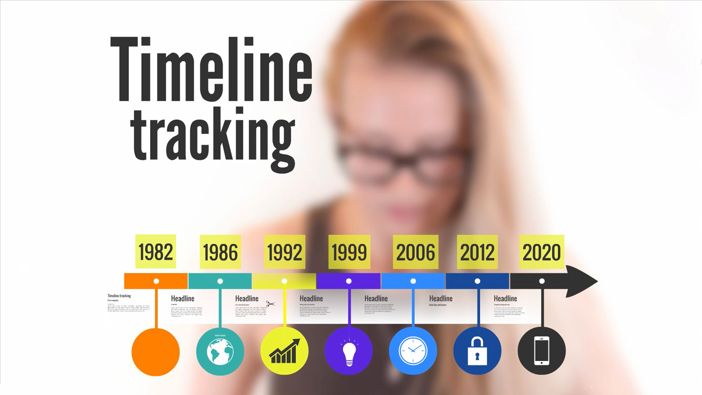 Timeline Tracking Prezi Template Prezibase - Video timeline template