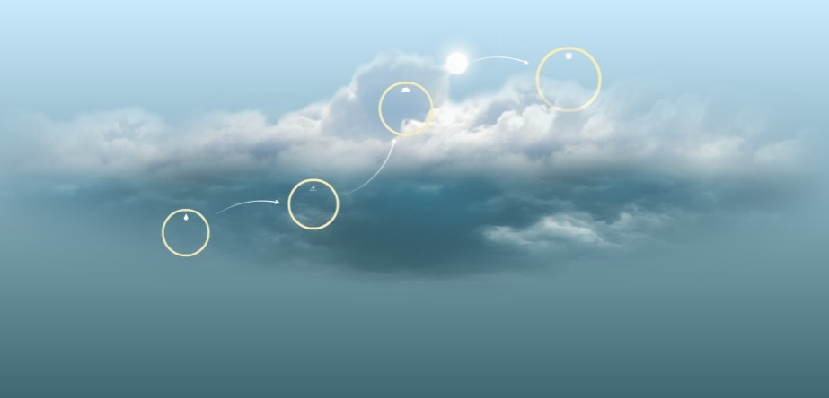 above-the-clouds-sky-blue-free-presentation-template