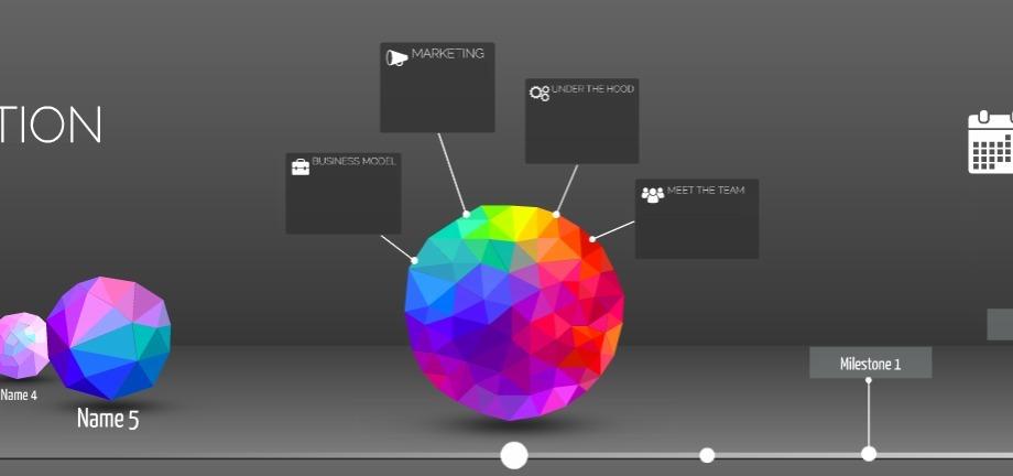 business pitch free prezi presentation template prezibase