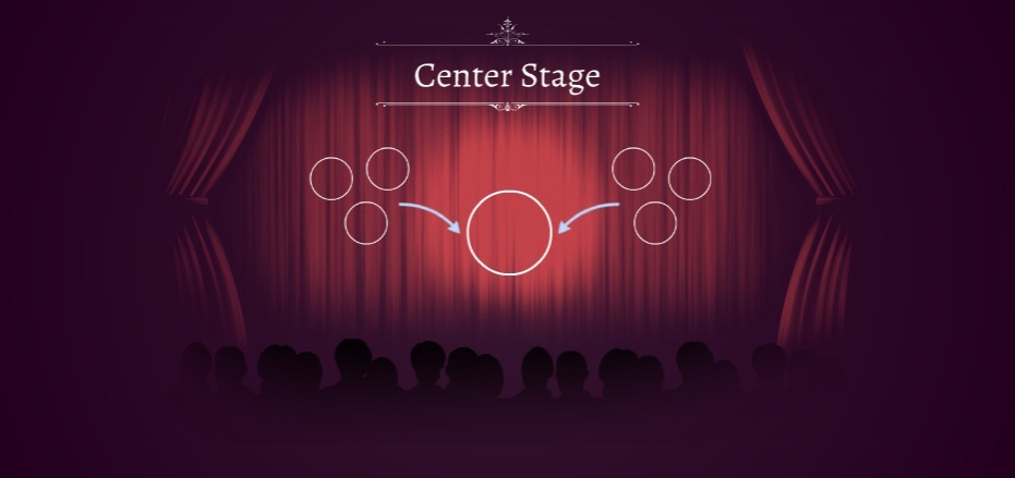 center-stage-audience-free-presentation-template