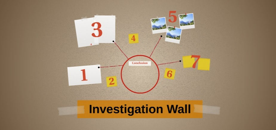 investigation-wall-photo-free-presentation-template