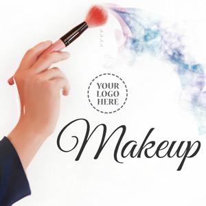 makeup prezi template