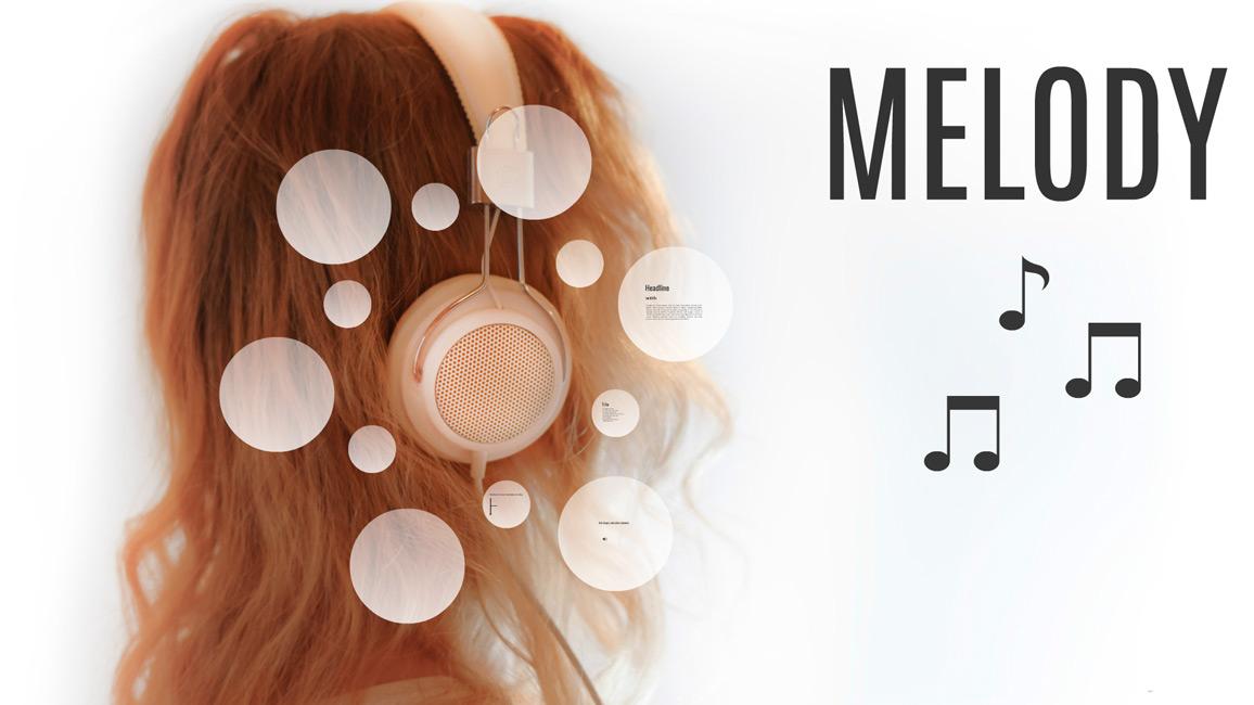 melody prezi template