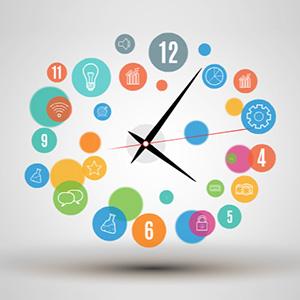 creative-time-circles-clock-colorful-3D-background-timeline-clockface-prezi-presentation-thumb