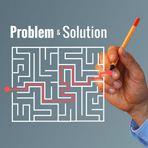 problem-and-business-businessman-write-planning-strategy-labyrinth-maze