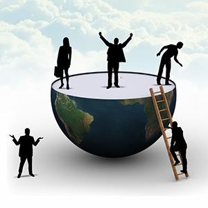 world-success-creative-globe-climbing-businessman-3d-prezi-template-thumb