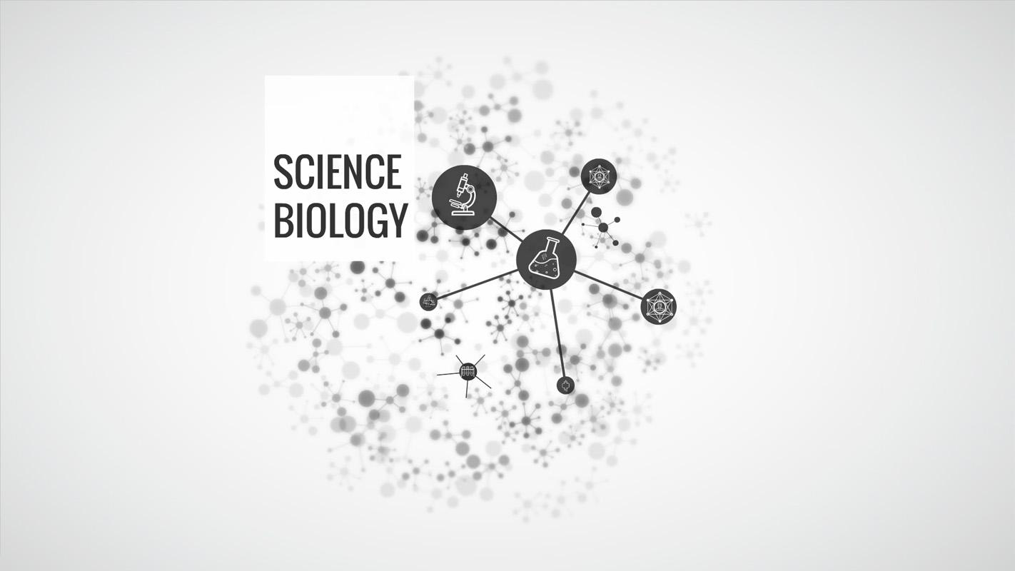 Biology Prezi template