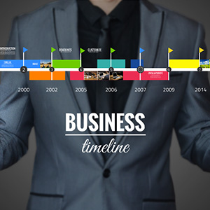 business timeline prezi template prezibase