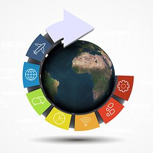 global-progress-world-arrow-3d-design-infographic-map-prezi-template-thumb