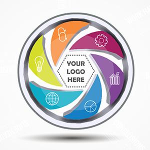 lens-shape-3d-circle-diagram-infographic-colorful-prezi-template-for-presentations-thumb