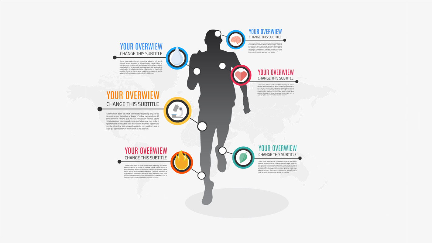sports infographics templates men sport infographic prezi template prezibase