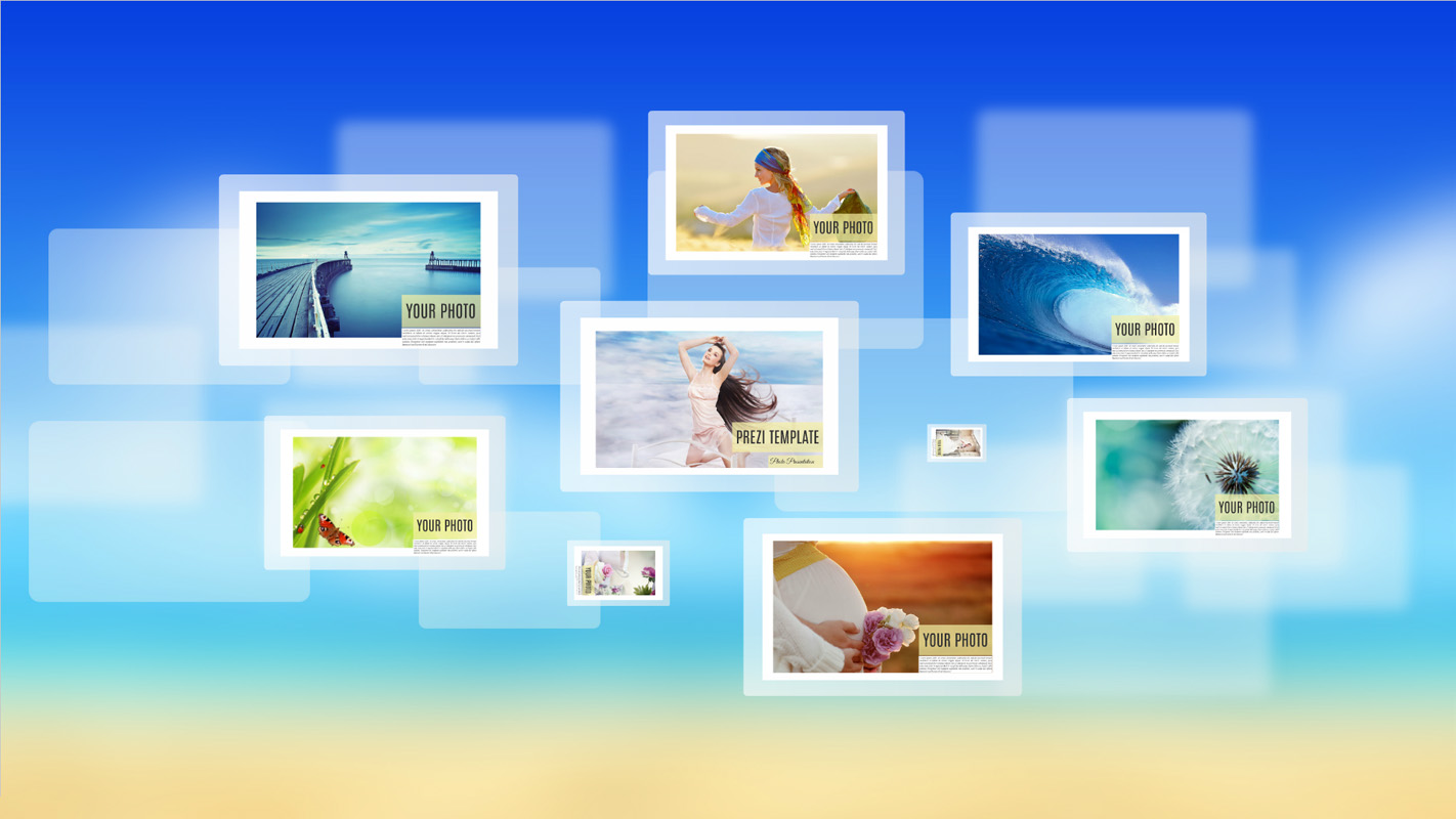 Photo presentation
