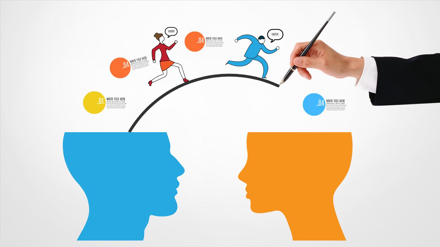 Business Communication Prezi template