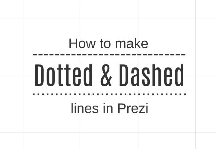 how-to-make-dotted-dashed-lines-in-prezi