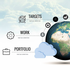 professional-sky-background-world-earth-globe-infographic-prezi-template-for-presentations-thumb
