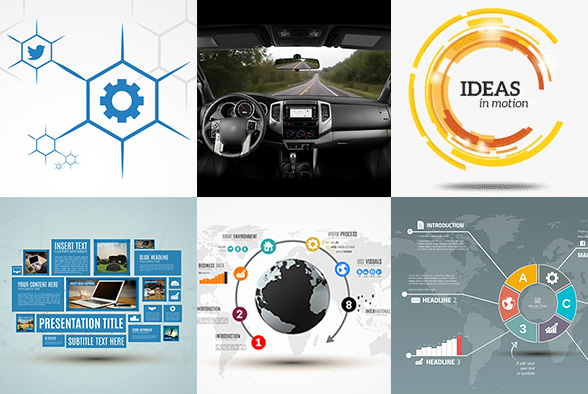 Prezi templates Best Seller Bundle