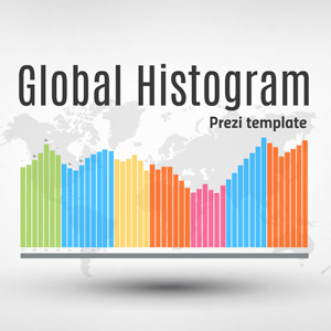 Global Histogram - Prezi template