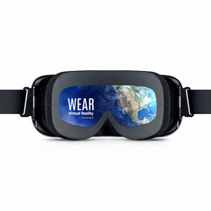Virtual reality - Prezi template
