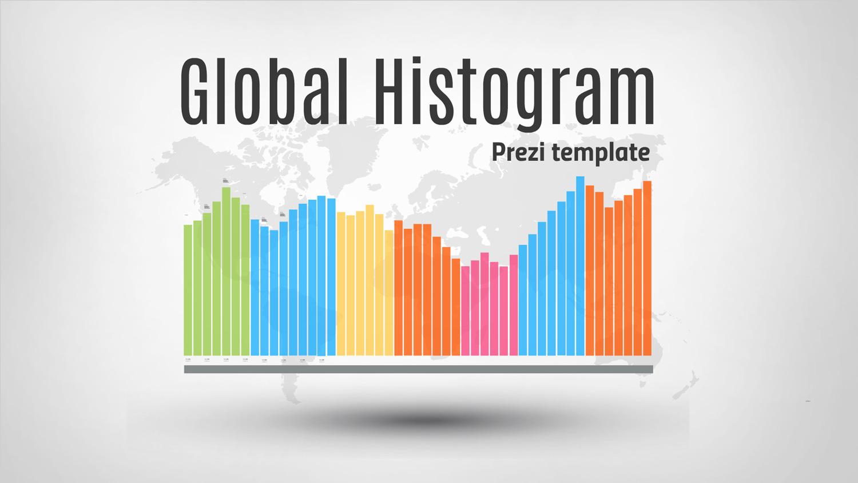 Global Histogram - Prezi template