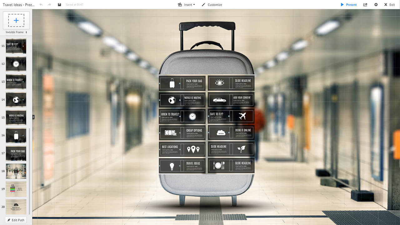 travel-agency-tourism-traveling-airport-infographic-prezi-presentation-template