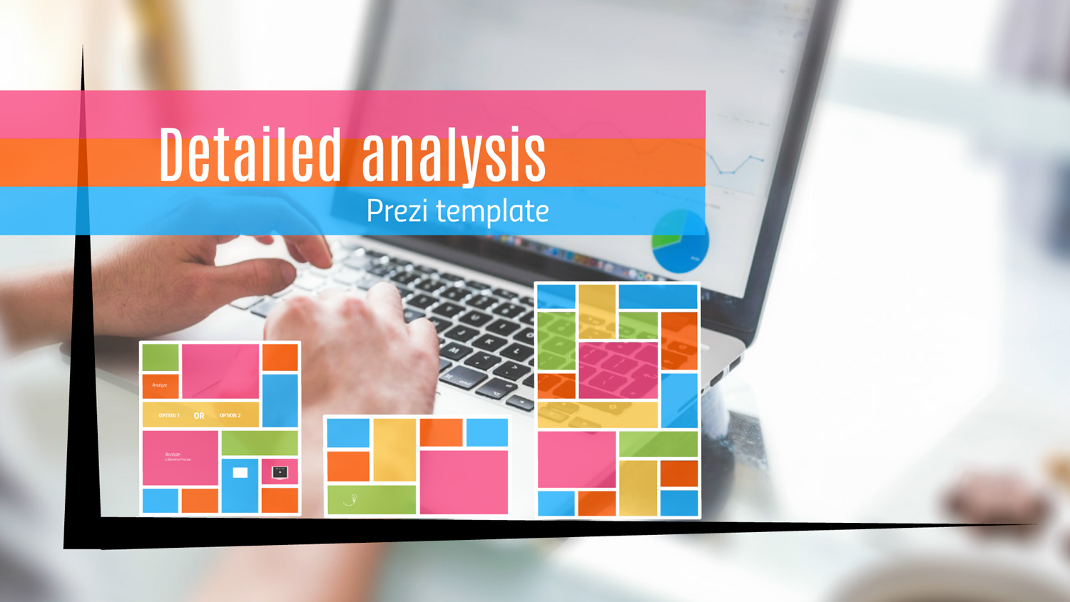 Detailed Analytics Prezi template