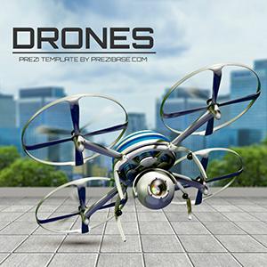 drones-prezi-template