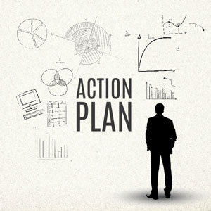 action plan Prezi template 300px