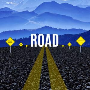 road prezi template 300px