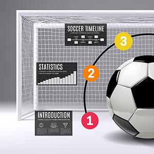 sports infographics templates - sports prezibase