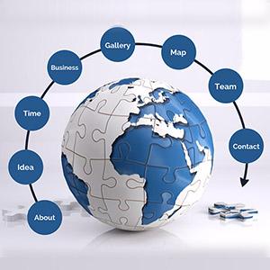 3D-globe-puzzle-infographic-prezi-next-template