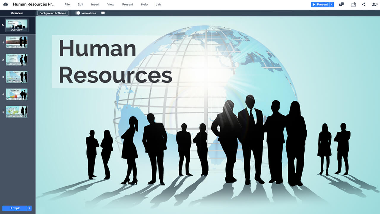 human-resources-management-prezi-presentation-template-3d-world