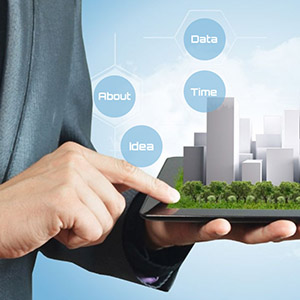 3D-smart-city-on-tablet-prezi-next-presentation-template