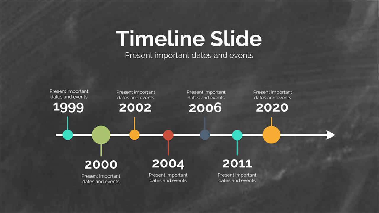 4-blackboard-presentation-template-for-prezi-timeline-education-slide-example