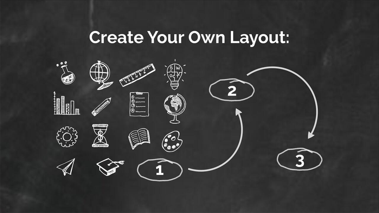 7-custom-black-board-presentation-template-prezi-next-sketch-icon-hand-drawn-elements