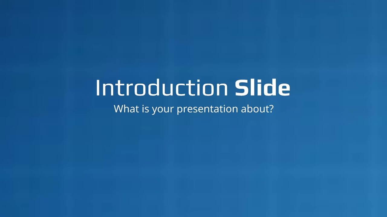 blueprint sketch presentation template