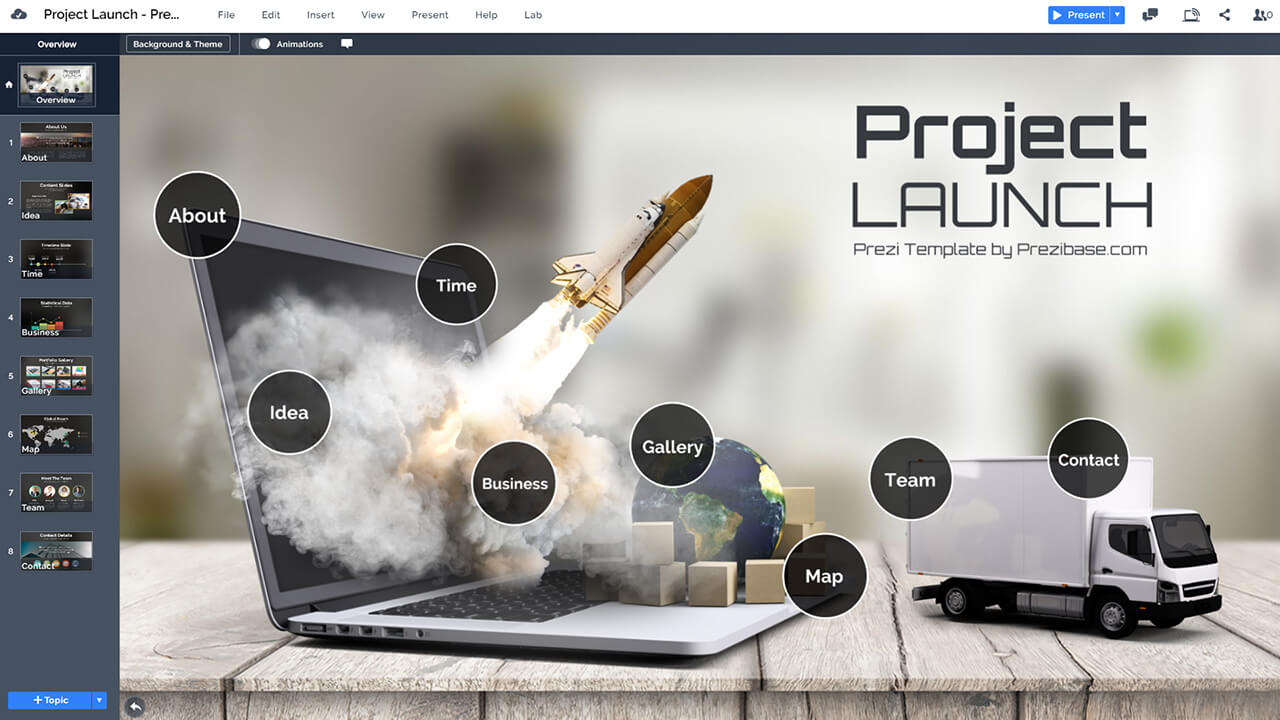 creative-3d-company-project-launch-space-rocket-on-laptop-startup-success-takeoff-presentation-template-prezi-and-powerpoint
