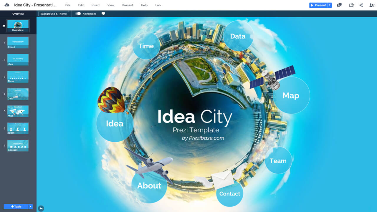 edit-mode-creative-idea-city-urban-mini-planet-prezi-presentation-template (7)