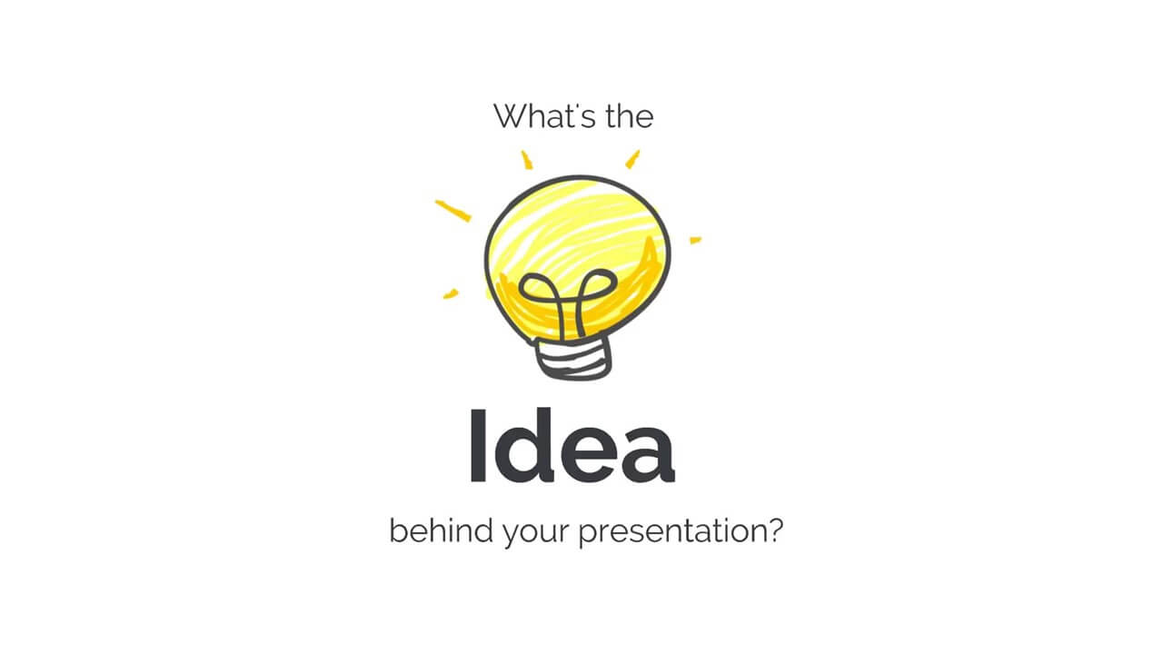 creative whiteboard presentation template prezibase